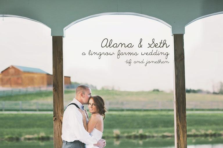 Lingrow farms rustic wedding 1014